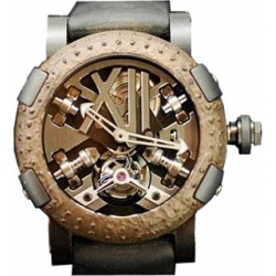 Romain Jerome Titanic DNA Mens Watch TO.T.ALG.OXY3R.BBBB.00