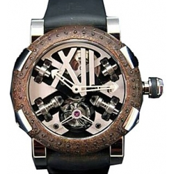 Romain Jerome Titanic DNA Mens Watch TO.T.ALG.OXY3R.11BB.00