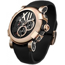 Romain Jerome Titanic DNA Mens Watch CH.T.222BB.00.BB