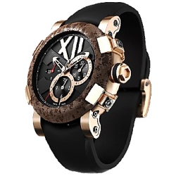 Romain Jerome Titanic DNA Mens Watch CH.T.OXY3.2222.00.BB