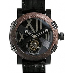 Romain Jerome Titanic DNA Mens Watch TO.T.OXY3.BBBB.10