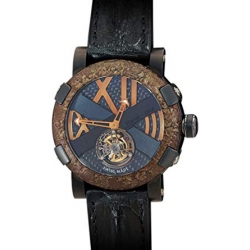 Romain Jerome Titanic DNA Mens Watch TO.T.OXY4.BBBB.R.00.BB