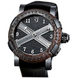 Romain Jerome Titanic DNA Mens Watch T.ALG.OXY3R.BBBB.00.BBGCB
