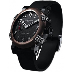Romain Jerome Titanic DNA Mens Watch T.OXY2.BBBB.11.BB