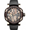 Romain Jerome Titanic DNA Steampunk Red Mens Watch RJ.T.AU.SP.003.01