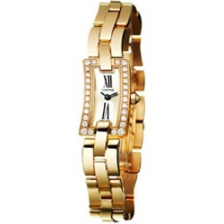 Cartier Ballerine Ladies Solid Rose Gold Watch WG40023J