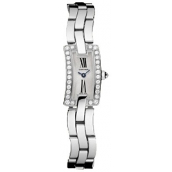 Cartier Ballerine Ladies Solid White Gold Watch WG40033J