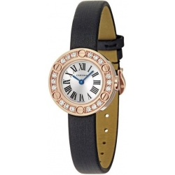 Cartier Love 18K Rose Gold Ladies Watch WE800631