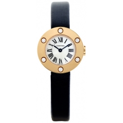 Cartier Love 18K Yellow Gold Ladies Watch WE800831