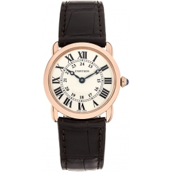 Cartier Ronde Solo Louis Cartier Ladies Watch W6800151