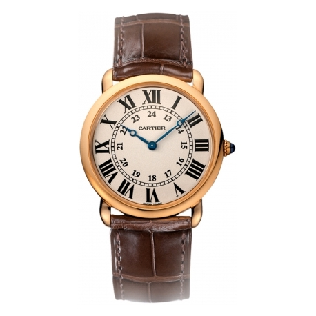 Cartier Ronde Solo Louis Cartier Mens Watch W6800251