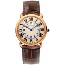 Cartier Ronde Solo Louis Cartier Mens Watch W6800251