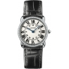 Cartier Ronde Louis Gold Diamond Mens Watch WR000551