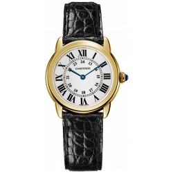 Cartier Ronde Solo Louis Cartier Womens Watch W6700355