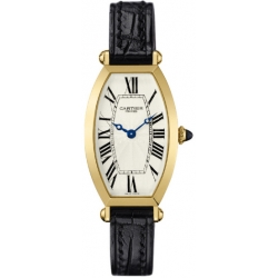 Cartier Tonneau Collection Privee Yellow Gold Ladies Watch W1541451