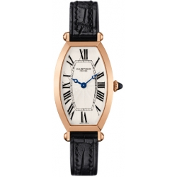 Cartier Tonneau Privee 18K Rose Gold Ladies Watch W1546251