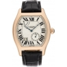 Cartier Tortue Collection 18K Rose Gold Mens Watch W1545851