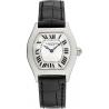 Cartier Tortue Collection Platinum Ladies Watch W1540351
