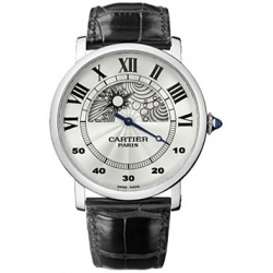 Cartier Rotonde Day Night Collection Privee Mens Watch W1550151