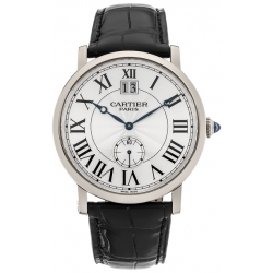Cartier Rotonde Big Date Collection Privee Mens Watch W1550751