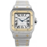 Cartier Classic Santos Series Mens Watch W20099C4