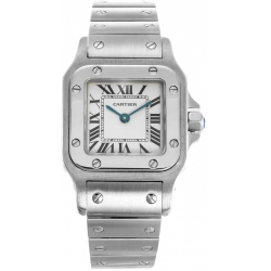 Cartier Classic Santos Series Womens Watch W20056D6