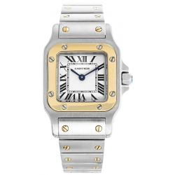 Cartier Classic Santos Series Womens Watch W20012C4