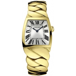 Cartier La Dona 18K Yellow Gold Ladies Watch W640010H