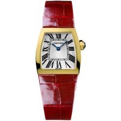 Cartier La Dona Ladies 18K Yellow Gold Watch W6400256