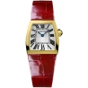 Cartier La Dona Ladies 18K Yellow Gold Watch W6400256