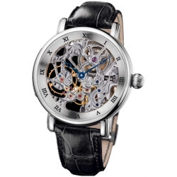 Ulysse Nardin Maxi Skeleton Mens Watch 3000-200