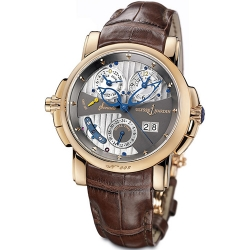 Ulysse Nardin Sonata Cathedral Mens Watch 676-88/212
