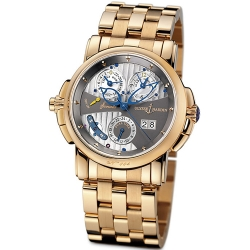 Ulysse Nardin Sonata Cathedral Mens Watch 676-88-8/212