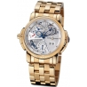 Ulysse Nardin Sonata Cathedral Rose Gold Mens Watch 676-88-8