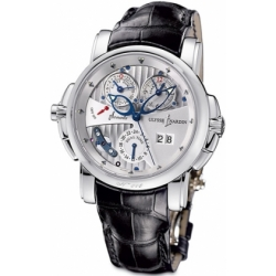 Ulysse Nardin Sonata Cathedral Mens Watch 670-88
