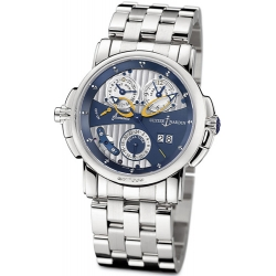 Ulysse Nardin Sonata Cathedral Mens Bracelet Watch 670-88-8/213