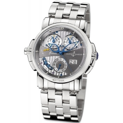 Ulysse Nardin Sonata Cathedral Mens Watch 670-88-8/212