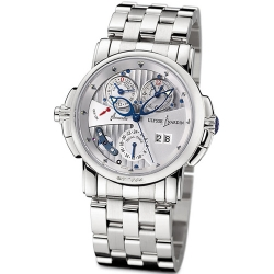 Ulysse Nardin Sonata Cathedral Mens Watch 670-88-8