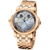 Ulysse Nardin Sonata Silicium Rose Gold Mens Watch 676-85-8