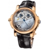 Ulysse Nardin Sonata Mens 18K Rose Gold Watch 676-85
