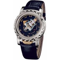 Ulysse Nardin The Freak Mens 18K White Gold Watch 020-88
