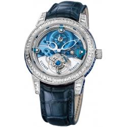 Ulysse Nardin Royal Blue Tourbillon Mens Watch 799-99BAG