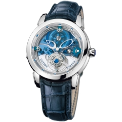 Ulysse Nardin Royal Blue Tourbillon Mens Watch 799-81