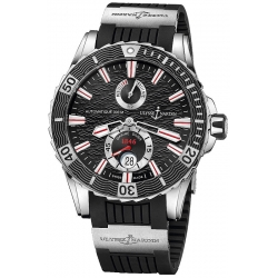 Ulysse Nardin Maxi Marine Diver Steel Watch 263-10-3/92