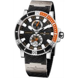 Ulysse Nardin Maxi Marine Diver Titanium Mens Watch 263-90-3/92