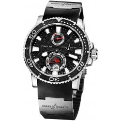 Ulysse Nardin Maxi Marine Diver Mens Watch 263-33-3/82