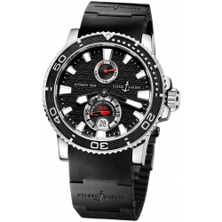 Ulysse Nardin Maxi Marine Diver Mens Watch 263-33-3C/82
