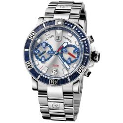 Ulysse Nardin Maxi Marine Diver Mens Watch 8003-102-7/91