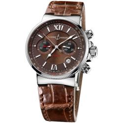 Ulysse Nardin Maxi Marine Chronograph Mens Watch 353-66/355