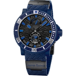 Ulysse Nardin Maxi Marine Diver Blue Sea Watch 263-97LE-3C